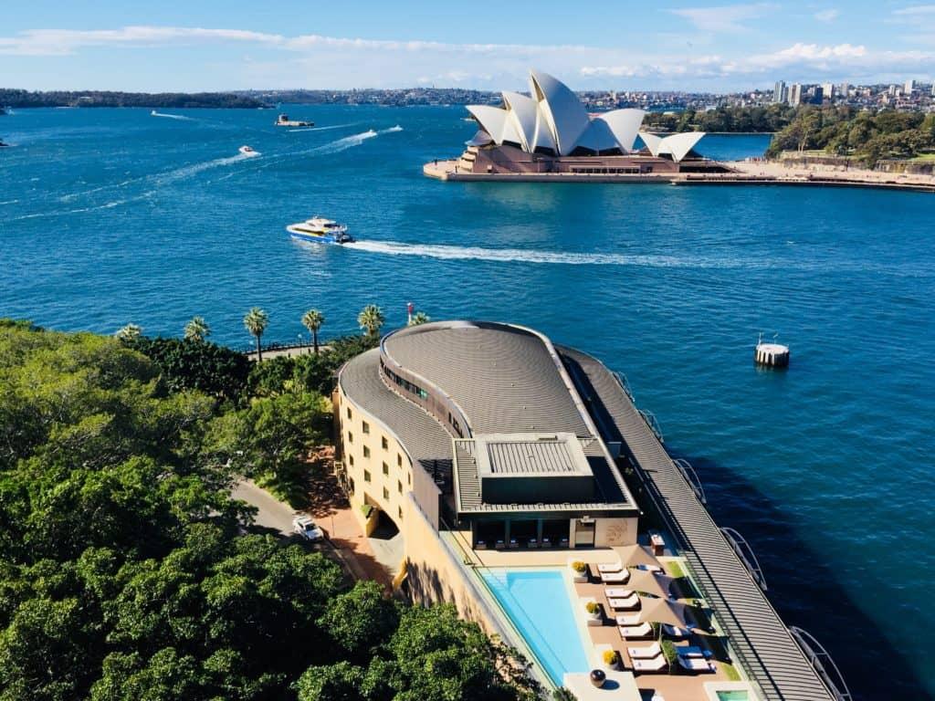 Park Hyatt Sydney - Hier bleibt alles beim Alten