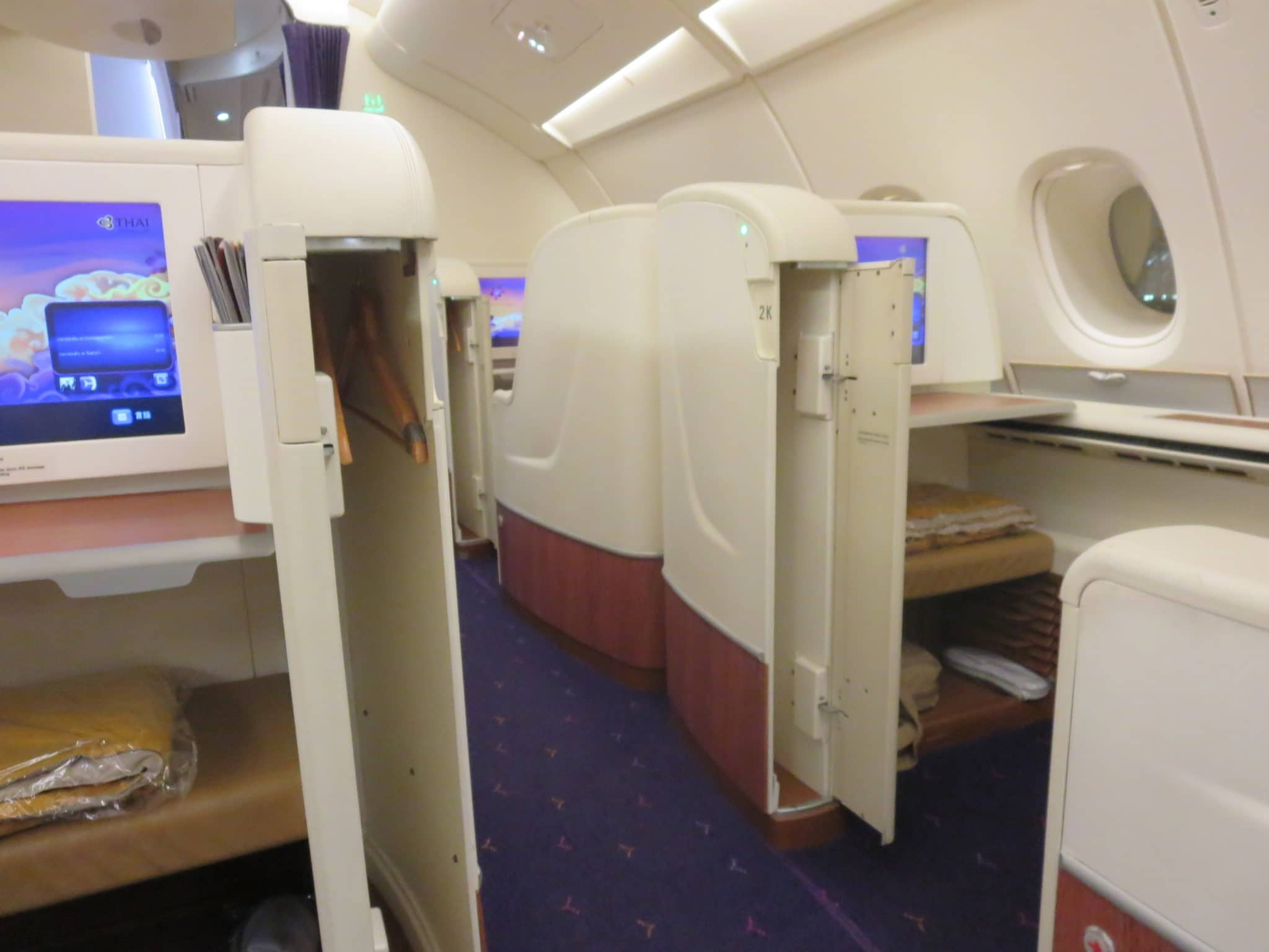 Thai Airways First Class A380 Spint
