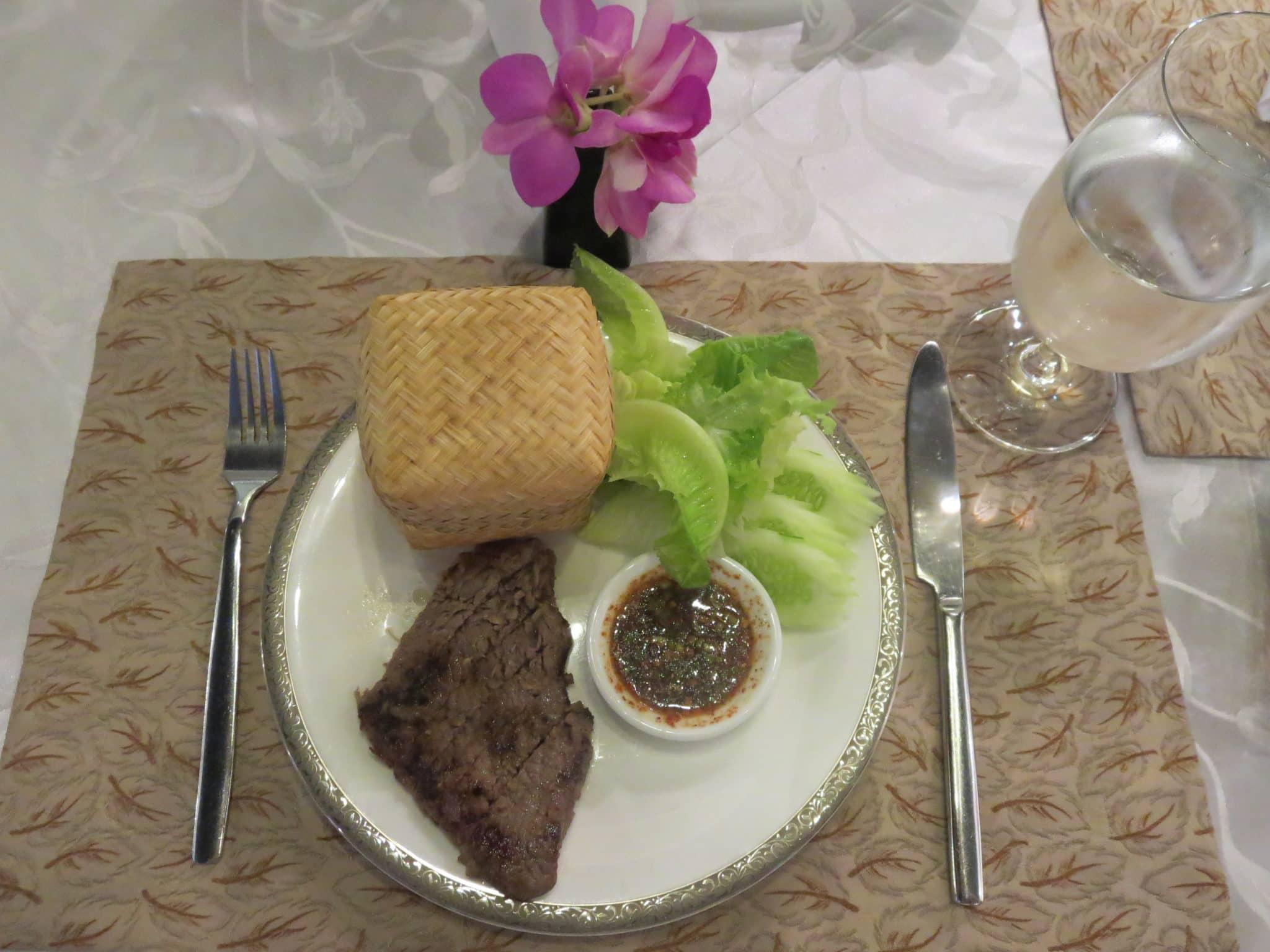 Thai Airways First Class Lounge Essen