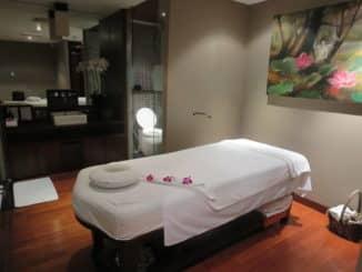 Thai Airways Royal Orchid Spa Bangkok