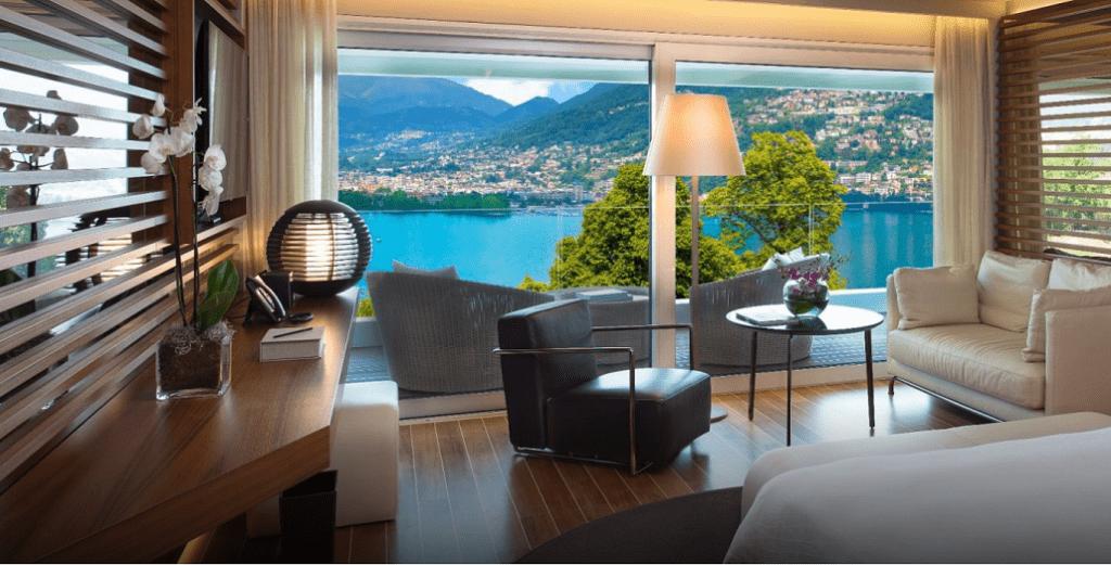 The View Lugano &copy SLH