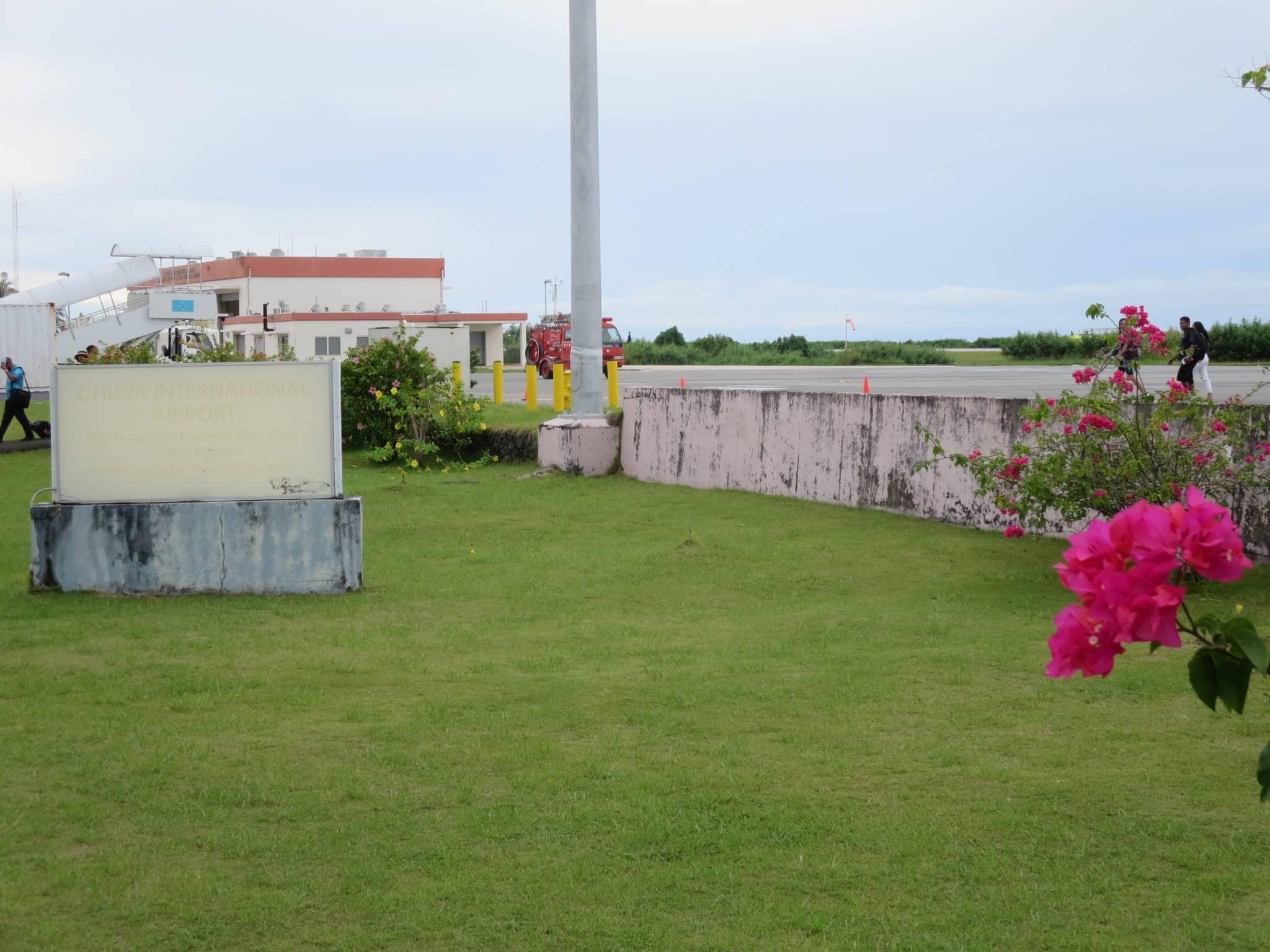 United Island Hopper Chuuk