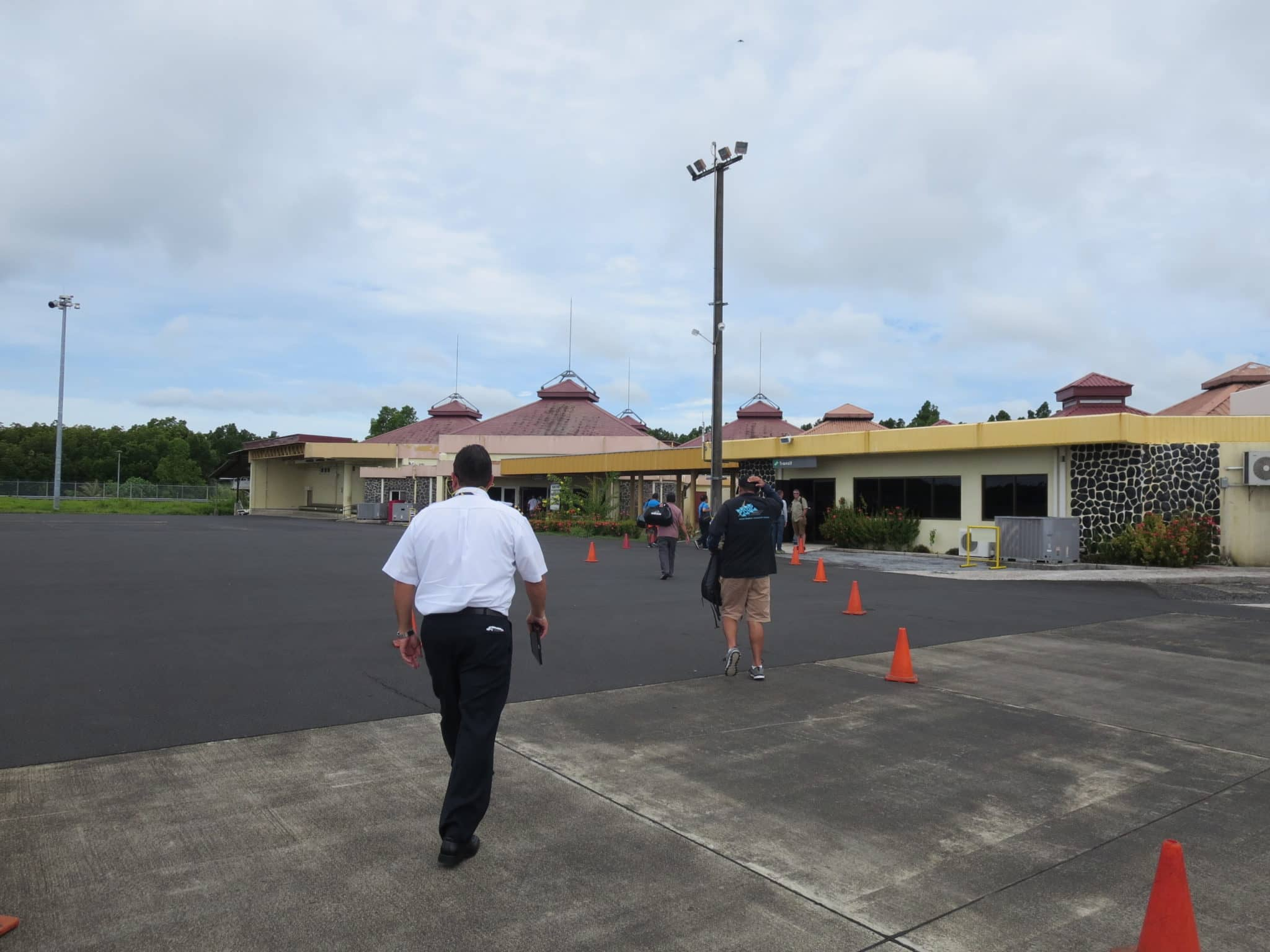 United Island Hopper Pohnpei