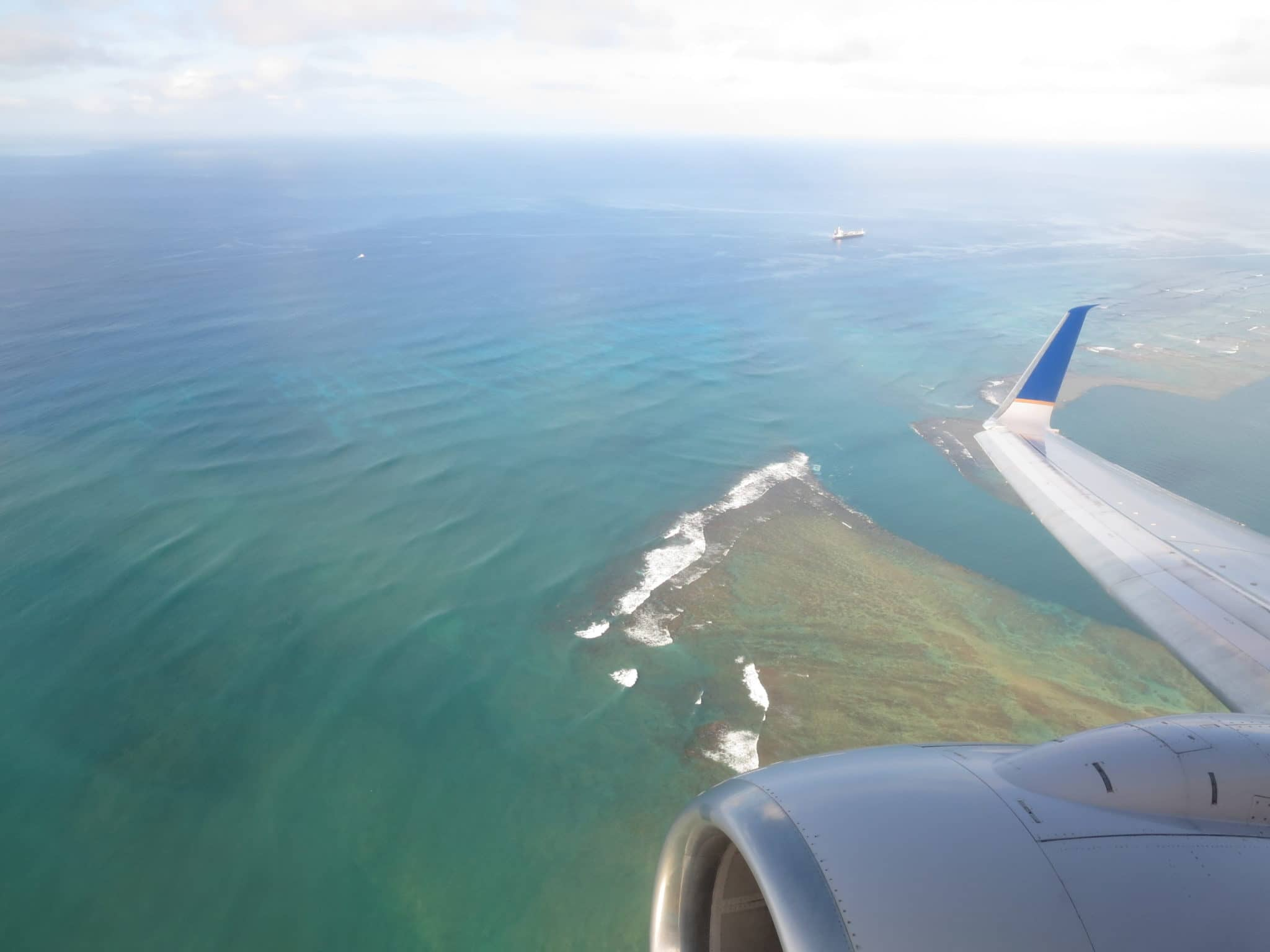 United Island Hopper Start Honolulu