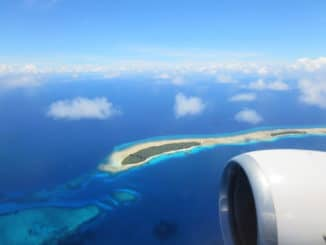 United Island Hopper Start Majuro