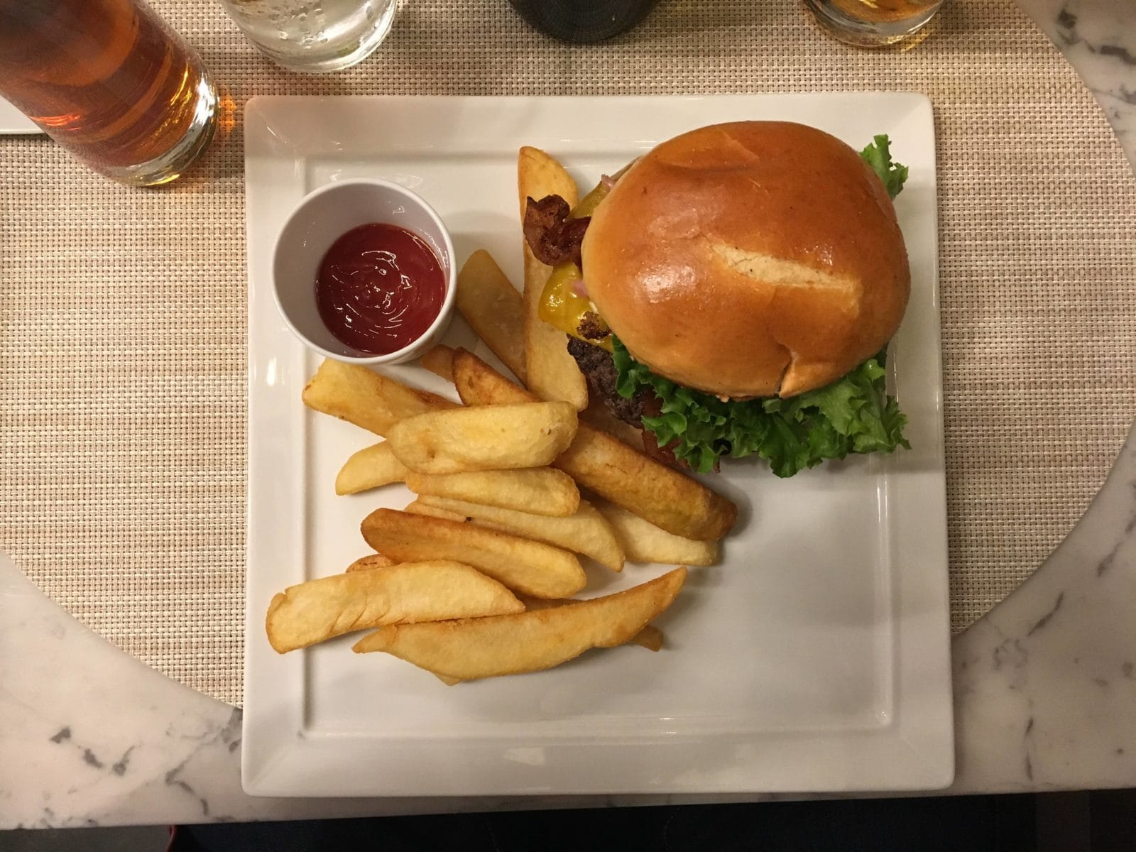 United Polaris Burger
